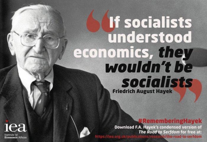 Hayek quote